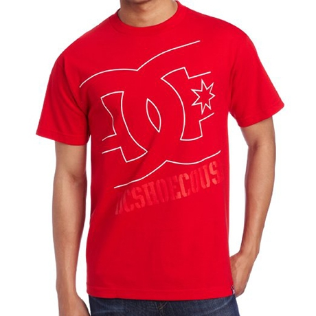 DC Men's RD Usa Light Tee